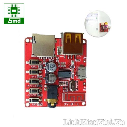Mạch giải mã âm thanh bluetooth 4.1 USB TF