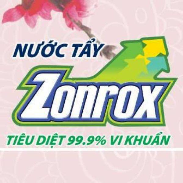 Nước tẩy zonrox 1000ml