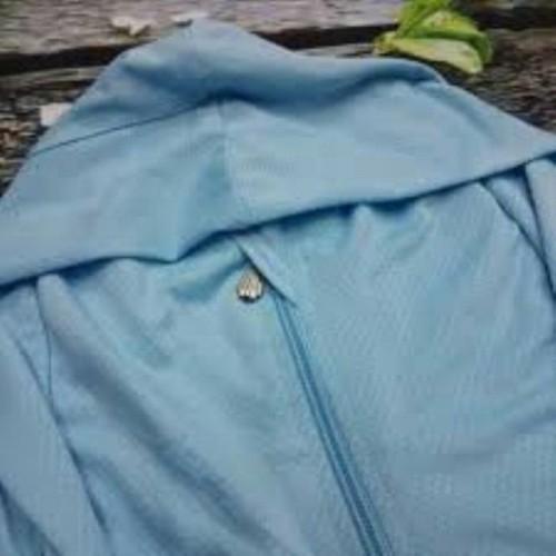 váy chống nắng dành cho mẹ trẻ em