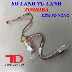 Đồng hồ rơ le thời gian cho tủ lạnh 603 704 706 Timer Thái lan – Toshiba. hãng