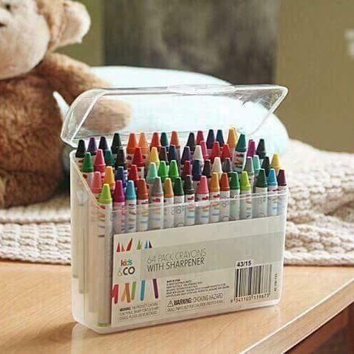 Bộ bút màu sáp 64 món cho bé yêu thỏa sức sáng tạo - 11722850 , 19040587 , 15_19040587 , 134000 , Bo-but-mau-sap-64-mon-cho-be-yeu-thoa-suc-sang-tao-15_19040587 , sendo.vn , Bộ bút màu sáp 64 món cho bé yêu thỏa sức sáng tạo
