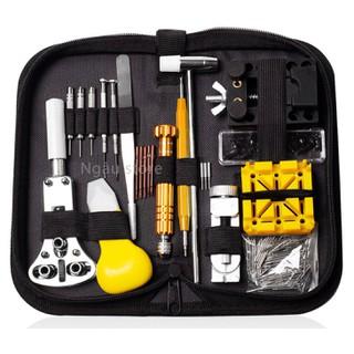 Bộ dụng cụ tua vít sửa chữa tháo lắp đồng hồ chuyên nghiệp - phiên bản đủ nhất 148in1 - TK001_148 thumbnail