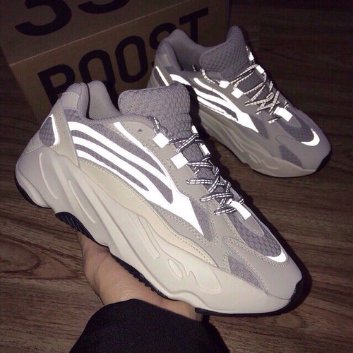 [Full Box & Tặng Tất - Vớ] Giày Thể Thao Sneaker Yeezy 700 V2 Static Full Phản Quang - 11712600 , 19025008 , 15_19025008 , 1000000 , Full-Box-Tang-Tat-Vo-Giay-The-Thao-Sneaker-Yeezy-700-V2-Static-Full-Phan-Quang-15_19025008 , sendo.vn , [Full Box & Tặng Tất - Vớ] Giày Thể Thao Sneaker Yeezy 700 V2 Static Full Phản Quang