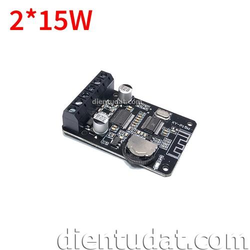 Mạch Khuếch Đại Âm Thanh Bluetooth 2*15W - XY-P15W - 11718916 , 19034865 , 15_19034865 , 110000 , Mach-Khuech-Dai-Am-Thanh-Bluetooth-215W-XY-P15W-15_19034865 , sendo.vn , Mạch Khuếch Đại Âm Thanh Bluetooth 2*15W - XY-P15W