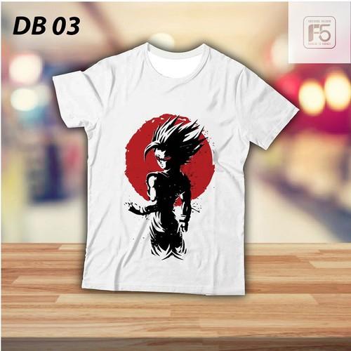 Áo Phông Áo Thun Đẹp Giá Rẻ - BST Dragon Ball - 7 Bi Ngọc Rồng - BỘ 01