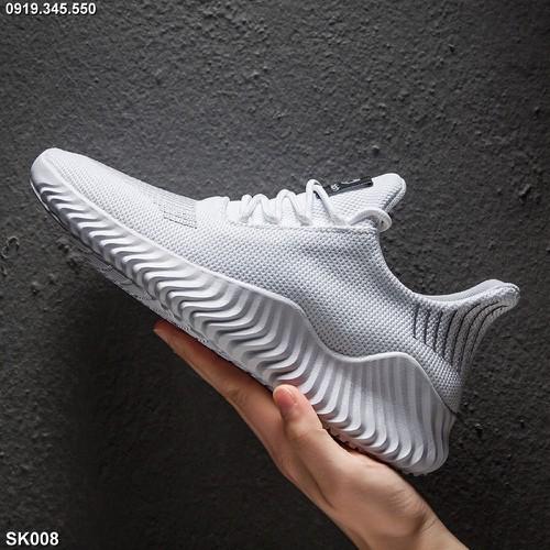 Giày Sneaker big size, giày thể thao nam big size cỡ lớn 44 45 46 47 48 cho chân to