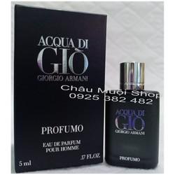 Mẫu Thử Nước Hoa Vial Giorgio Armani Sky Di Gioia for women