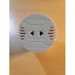 Bộ đổi nguồn ổ cắm Vitenda 80VA chuyên dùng cho quạt, lọc không khí nội địa Nhật