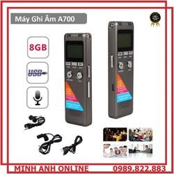 Máy Ghi Âm Chuyên Nghiệp Cao Cấp A700 Bộ Nhớ Trong 8GB