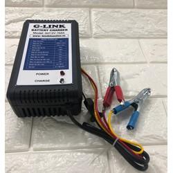 Sạc ắc quy tự động G-LINK G12V-70Ah