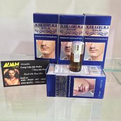 Thuốc Mọc Râu Tóc Hiệu Quả - Serum Mọc Râu Tóc Nhật Bản