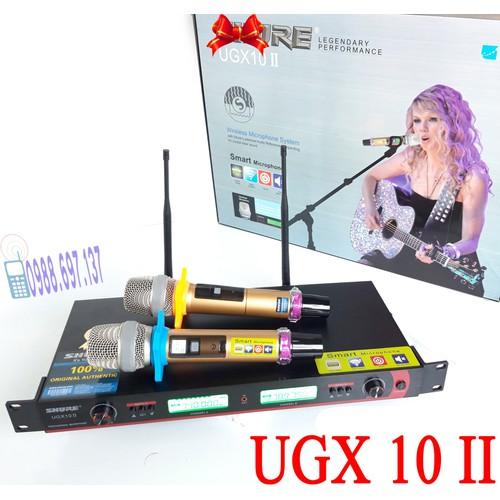 micro không dây cao cấp SHU lRE UGX 10 II - micro karaoke - 11713441 , 19026416 , 15_19026416 , 1850000 , micro-khong-day-cao-cap-SHU-lRE-UGX-10-II-micro-karaoke-15_19026416 , sendo.vn , micro không dây cao cấp SHU lRE UGX 10 II - micro karaoke