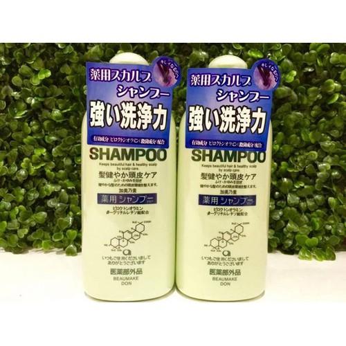 Dầu gội kích thích mọc tóc Kaminomoto Medicated Shampoo - 11580916 , 19037711 , 15_19037711 , 120000 , Dau-goi-kich-thich-moc-toc-Kaminomoto-Medicated-Shampoo-15_19037711 , sendo.vn , Dầu gội kích thích mọc tóc Kaminomoto Medicated Shampoo