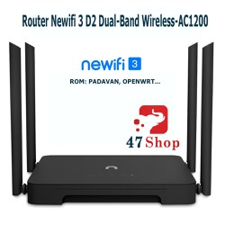 Router Newifi 3 D2 Dual-Band Wireless-AC1200