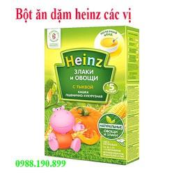 Bột Heinz với Ngô dairy-free low-allergenic maize 200g