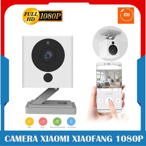 Camera IP WIFI Xiaomi Xiaofang Full HD 1080P chính hãng