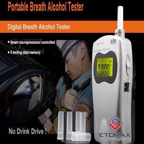 Máy đo nồng độ cồn trong hơi thở Alcohol Tester AT-570 - 11729073 , 19050230 , 15_19050230 , 1390000 , May-do-nong-do-con-trong-hoi-tho-Alcohol-Tester-AT-570-15_19050230 , sendo.vn , Máy đo nồng độ cồn trong hơi thở Alcohol Tester AT-570