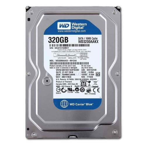 Ổ cứng 320gb