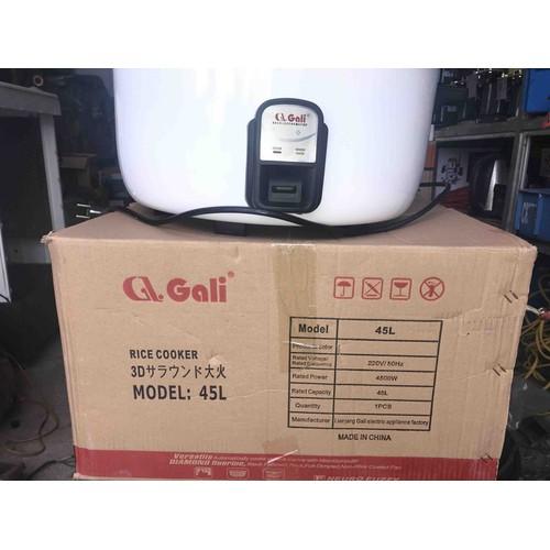 GALI 45l - Hàng nhập khẩu - Nồi nấu cơm công nghiệp