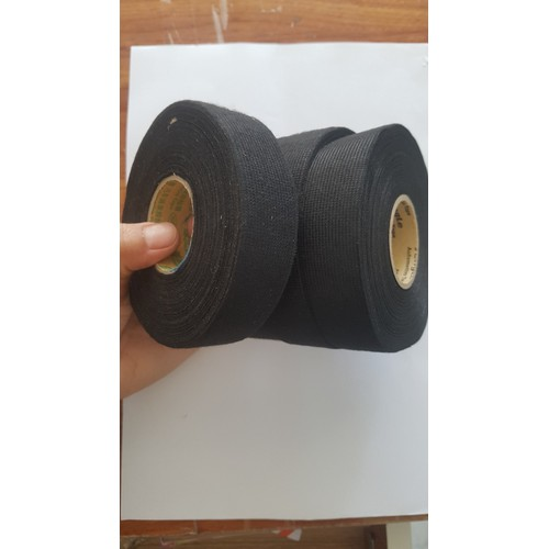 Băng keo vải chịu nhiệt cao dùng cho hệ thống điện trên ô tô_19mm x 30m - 10509547 , 19050040 , 15_19050040 , 65000 , Bang-keo-vai-chiu-nhiet-cao-dung-cho-he-thong-dien-tren-o-to_19mm-x-30m-15_19050040 , sendo.vn , Băng keo vải chịu nhiệt cao dùng cho hệ thống điện trên ô tô_19mm x 30m