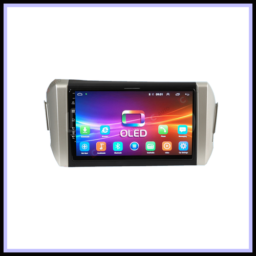 DVD Ô tô Android OLED 9inch xe Toyota Innova 2018-2019  Cắm sim 4G