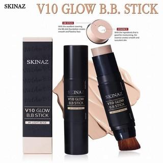 Kem Nền Dạng Thỏi V10 Glow BB Stick _Skinaz Hàn Quốc Chính Hãng - BBSTICKSKINAZ 6
