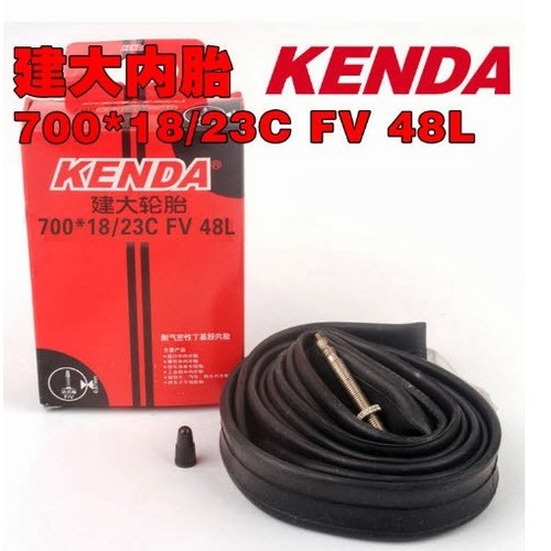 Săm KENDA 700x18-23C FV 80L van gạo cho vành 700C