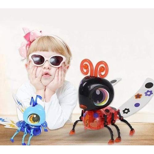 Bộ đồ chơi lắp ghép chú ong tinh nghịch