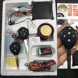 bộ chống trộm xe máy có remote
