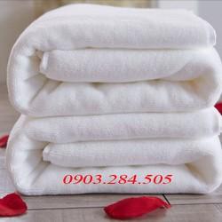 Combo 30 khăn tắm khách sạn hàng loại A 500g