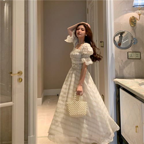 Váy dự tiệc công chúa bồng bềnh xinh đẹp