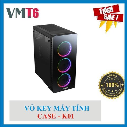 Vỏ case máy tính Moro K01