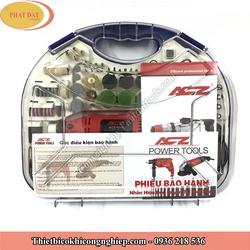 Bộ máy khoan mài khắc mini đa năng ACZ 100 chi tiết-Phụ kiện dân DIY