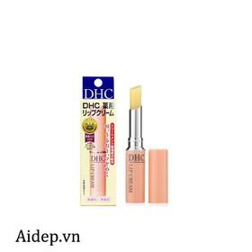 Son Dưỡng Môi DHC Lip Cream 10g Nhật Bản - sp176