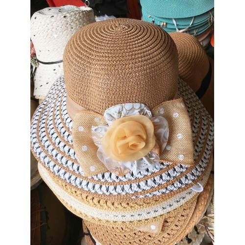 CHUYÊN SỈ: Mũ thời trang mũ đi biển đẹp cho chị em - 11732804 , 19055666 , 15_19055666 , 85000 , CHUYEN-SI-Mu-thoi-trang-mu-di-bien-dep-cho-chi-em-15_19055666 , sendo.vn , CHUYÊN SỈ: Mũ thời trang mũ đi biển đẹp cho chị em