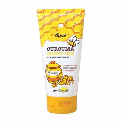 Sữa rửa mặt tinh chất nghệ mật ong Curcuma Honey Bee Civic 180g - 11727006 , 19046980 , 15_19046980 , 75000 , Sua-rua-mat-tinh-chat-nghe-mat-ong-Curcuma-Honey-Bee-Civic-180g-15_19046980 , sendo.vn , Sữa rửa mặt tinh chất nghệ mật ong Curcuma Honey Bee Civic 180g