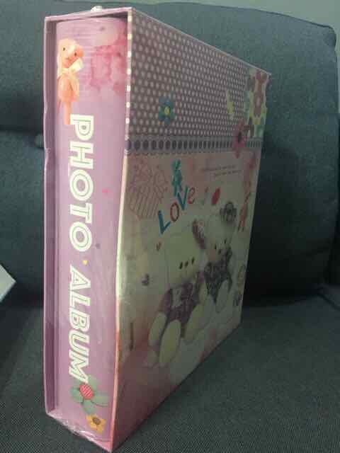 Album 13x18 số lượng 300 tấm có hộp