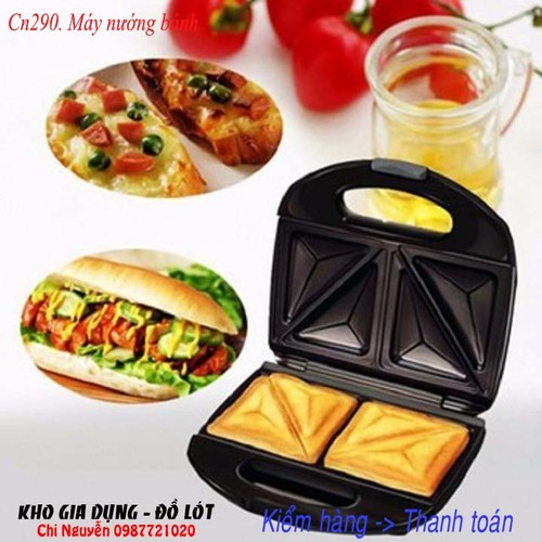 Máy nướng bánh nikai cao cấp - 11741857 , 19069752 , 15_19069752 , 229000 , May-nuong-banh-nikai-cao-cap-15_19069752 , sendo.vn , Máy nướng bánh nikai cao cấp