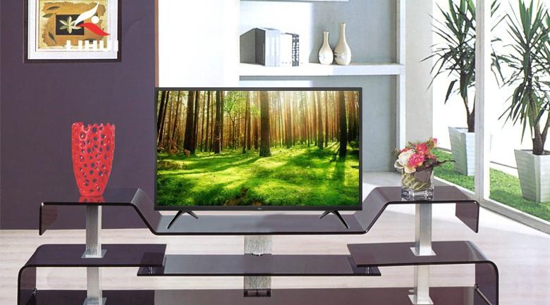 Tổng quan thiết kế Tivi TCL 32 inch L32D3000