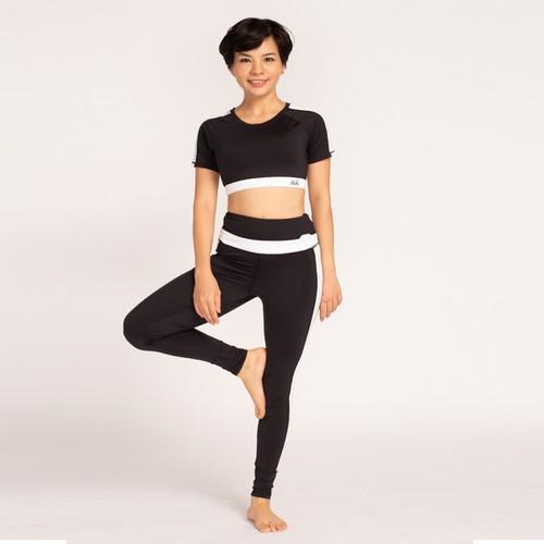 Đồ bộ tập yoga nữ NRF S04