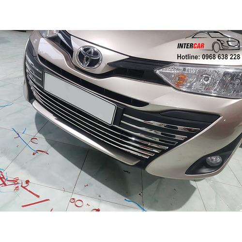 Mặt ca lăng dán xe Toyota Vios 2019