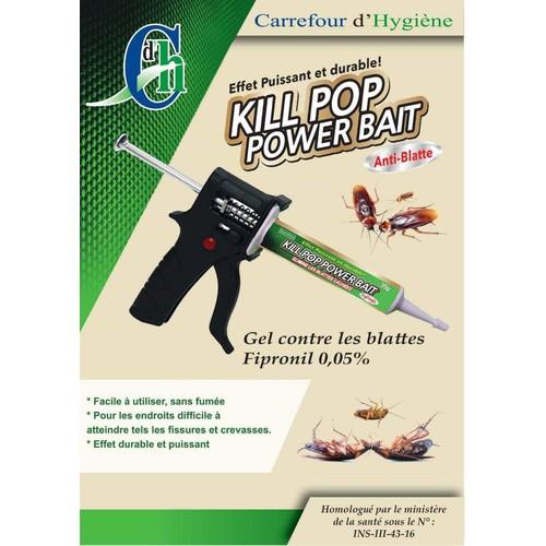 Thuốc diệt gián Hàng Y Tế KILL POP POWER BAIT
