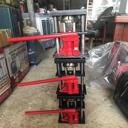 Máy bấm đầu ống áp lực cao - nén thuỷ lực 3 tấn-bấm đầu dây máy rửa xe