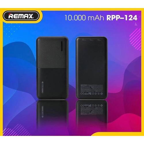 Pin sạc dự phòng REMAX Linon 2 10000mah RPP-124