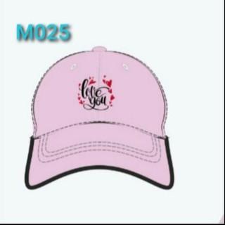 Mũ lưỡi trai _ mũ đôi_ mũ nhóm - M025 thumbnail