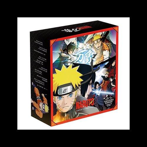 Hộp quà Naruto 1 hộp lớn