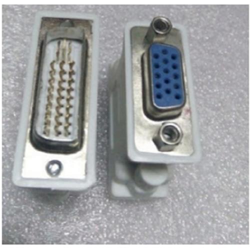 Đầu chuyển DVI 24+5 Ra VGA