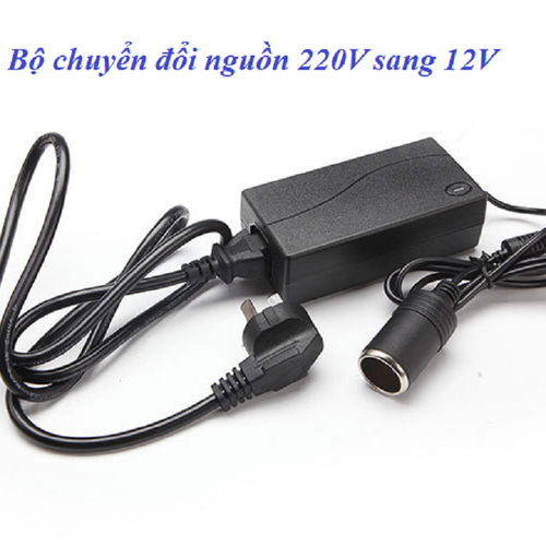 Bộ đổi nguồn 220V sang 12V loại 1