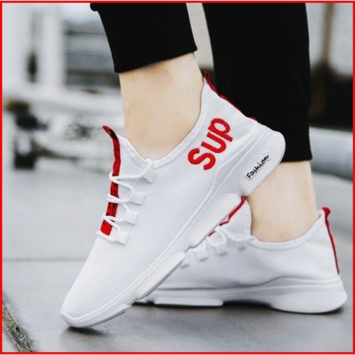 Giày nam, giày sneaker nam thể thao, giày nam cá tính , giày sup mạnh mẽ