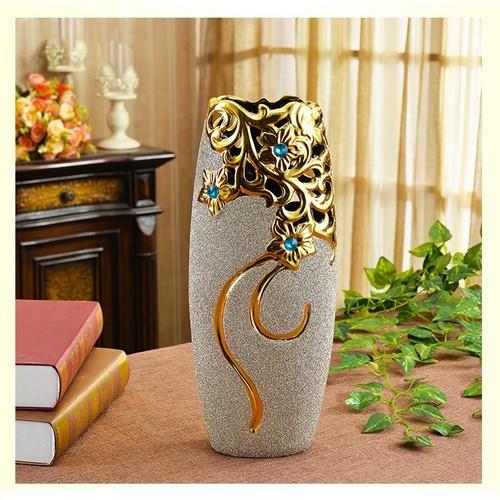 Bình hoa gốm sứ cao cấp